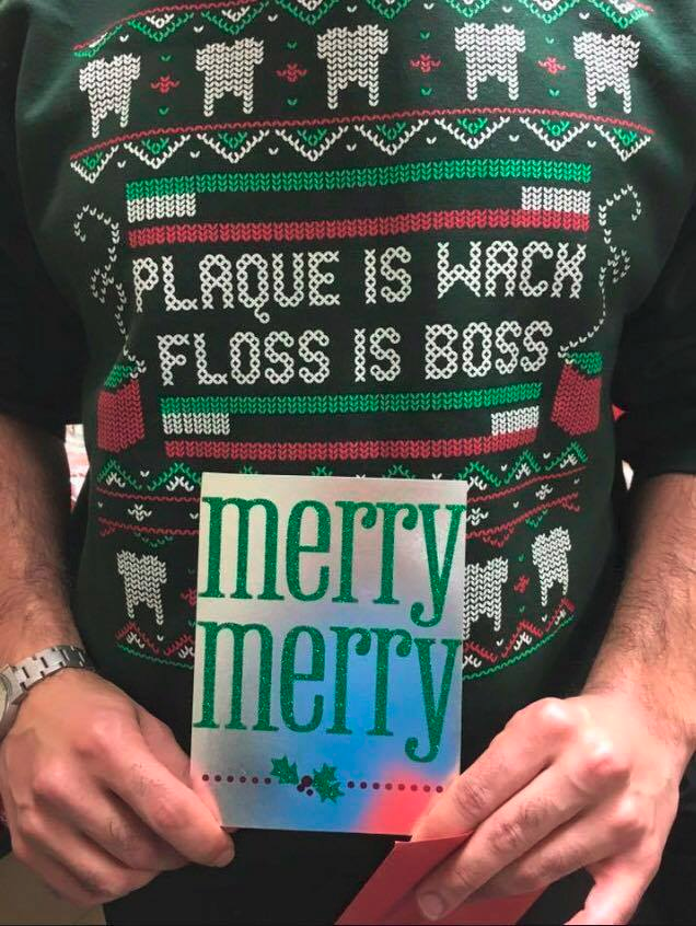 Floss-is-boss-Patrick-Carroll-General-Dentistry-Pocahontas-Arkansas